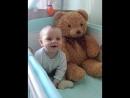 Племяннику Егорке исполнился 1 годик