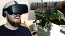 Build An Engine In Virtual Reality Wrench VR Oculus Rift Gameplay