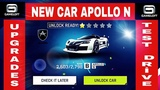 Asphalt 9 - New B CLASS King - APOLLO N