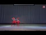 BEST DANCE SHOW DUET KIDS :БАТЫЩЕВА АЛИСА И КАРАМЫШЕВА ЗАРИНА