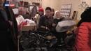 Народная милиция ДНР привезла подарки инвалидам и ветеранам Киевского района