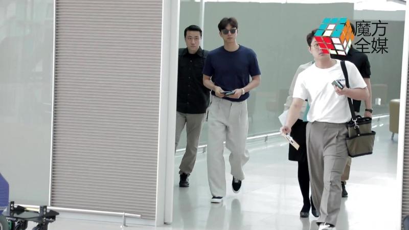 23.06.2018, вылет из аэропорта Инчхон в Тайвань, Тайбэй на вечеринку Asus ZenFone 5, 24.06.2018