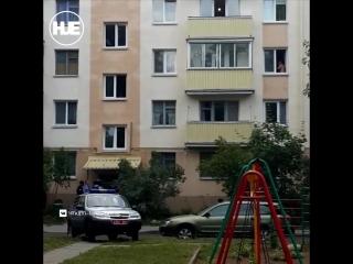 В Минске пьяный мужчину стрелял по прохожим и милиционерам из пневматики