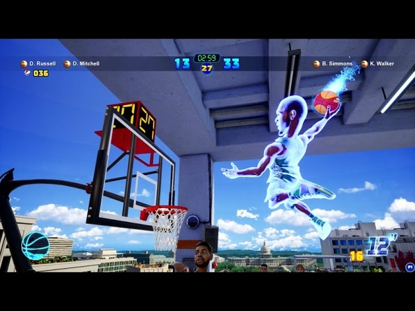 NBA 2K Playgrounds 2 - Release Date Trailer