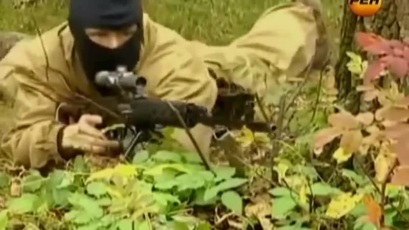 Снайперская винтовка СВУ АС впбп jivoy63