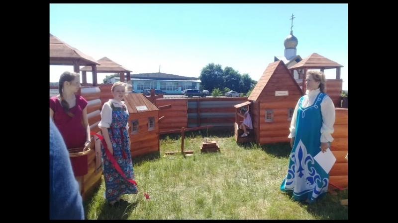 Истоки села Усть-Ламенка