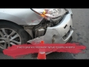 Мотоциклист попал в аварию в Вологде