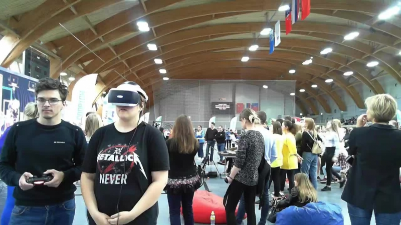 Студ Fest LIVE: Just Dance, VR Gaming