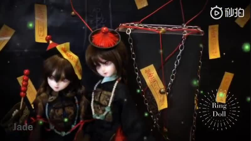 Hkdp12 2018ringdoll[超话]...-来自Ringdoll戒之人形-微博视频-最新最快短视频-搞笑短视频-美女