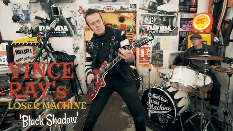 'Black Shadow' Vince Ray's Loser Machine bopflix sessions BOPFLIX смотреть онлайн без регистрации