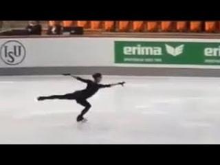 Alina Zagitova тренировка 26/09/2018 FS - Nebelhorn Trophy