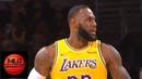 Los Angeles Lakers vs Houston Rockets 1st Half Highlights Feb 21, 2018-19 NBA Season