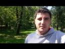 Эльдар Богунов просит денег у прохожих и поздравляет с днем рождения Ярослава Зайцева