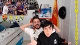 REACCIONANDO con MI HIJO al FC BARCELONA 5-1 REAL MADRID (El Cl