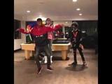 ROY PURDY + AYO &amp TEO - WALK IT OUT (DANCE VIDEO) #WalkItOutChallenge