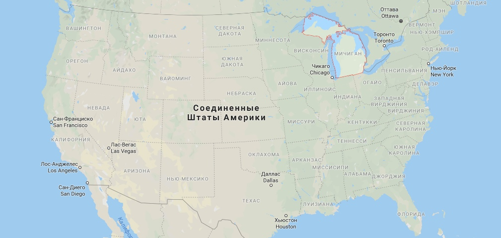 Мичиган