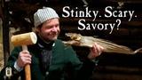 Sailor Rations - Stockfish Aboard Ship