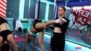 👑 Разминка с преподавателем перед тренировкой Pole Dance. Империя танца Минск.