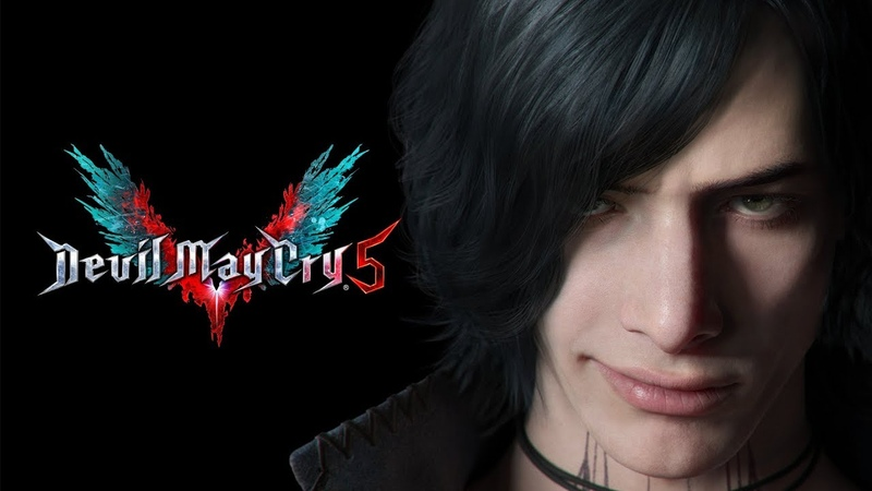 Devil May Cry 5 - New V Gameplay Familiars Part 1