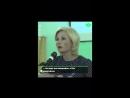 Депутат Баталина пришла рассказывать возмущенным жителям Маркса о необходимости пенсионной реформы