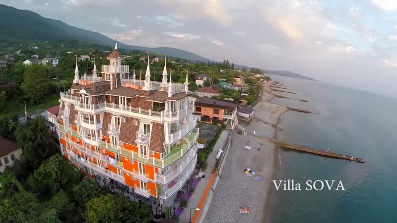 Villa SOVA- Абхазия, Новый Афон