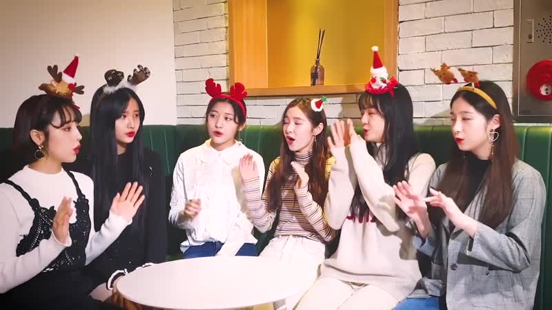 24.12.18 [COVER] ALL-S GIRL — Holly Jolly Christmas (Michael Buble)