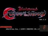 Стрим по игре Bloodstained Curse of the Moon Классика виде Castlevania на Dendy.Окунемся в месте