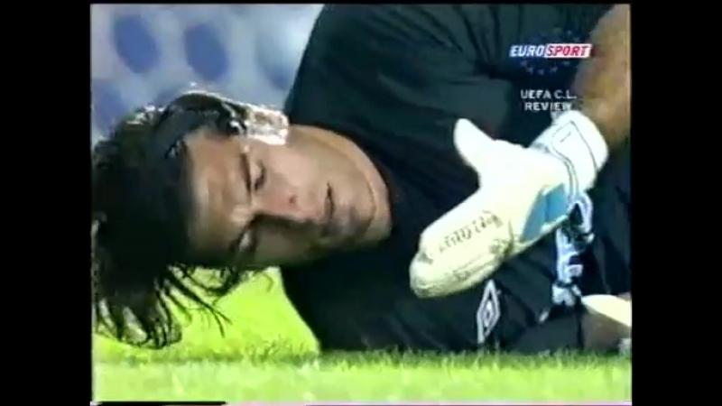 167 CL-2003/2004 Celta Vigo - AC Milan 0:0 (01.10.2003) HL