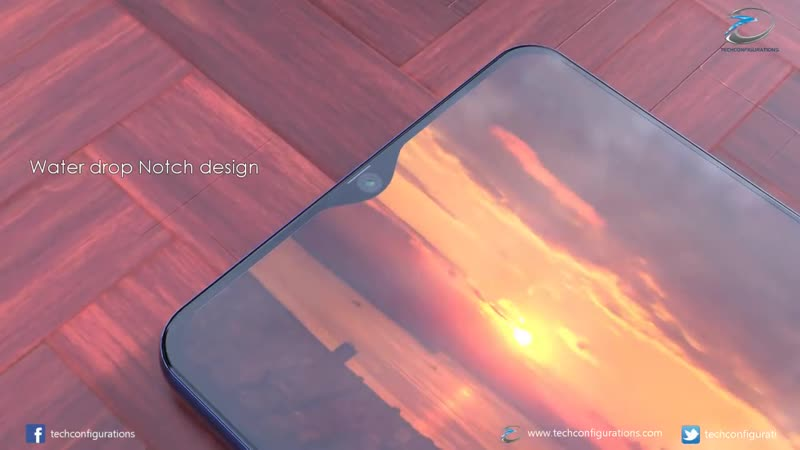 Huawei P30 Pro Final Design Based on Leaks with Rear Quad Camera Setup,iPhone Xs killer!!