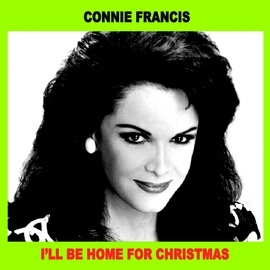 Connie Francis альбом I'll Be Home for Christmas