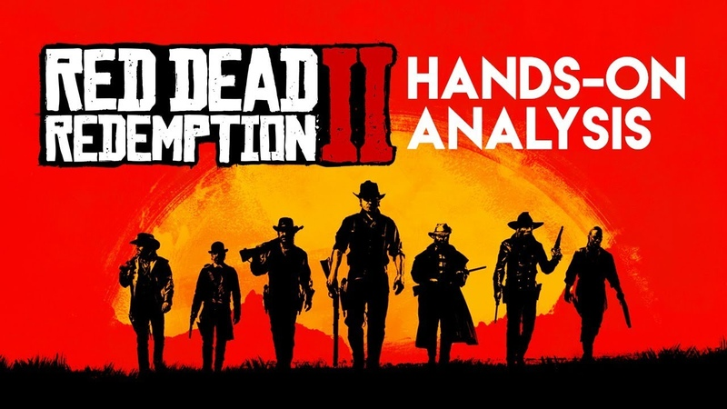 Red Dead Redemption 2 - Hands-On Gameplay Analysis