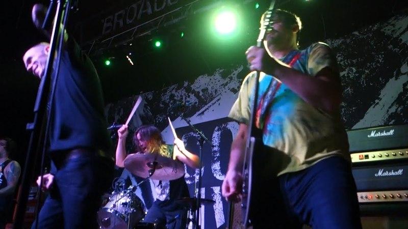 Converge - Concubine (Live 12/15/17 @ The Broadberry in Richmond, VA)