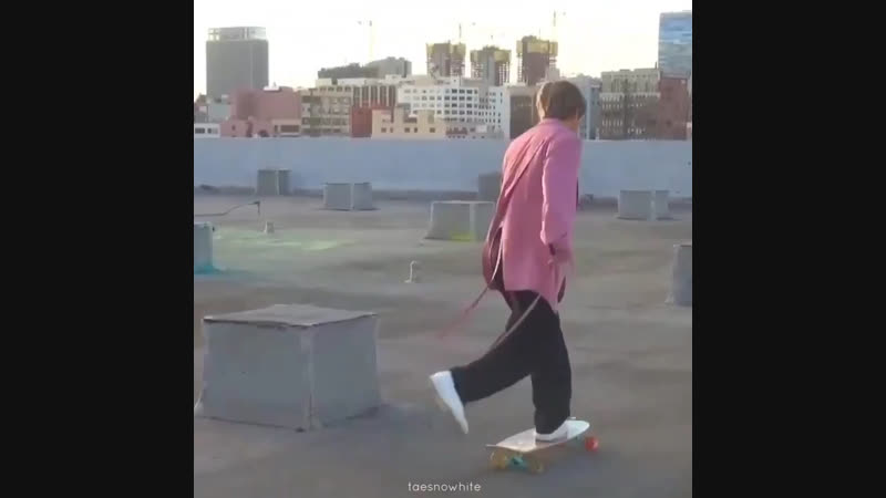 He was a sk8er boi