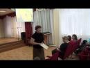 16)Концерт С днём Мамы в школе №1 - Поздравления от Ольги Валерьевны директора школы 25.11.2017 (Нижнекамск)
