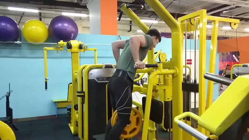 Каждую тренировку прогрессия нагрузки🤗 45 кг💪  Цель взыть 60 кг до нового года.☝️😤