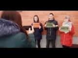 1-е место в конкурсе видеороликов Хочу в студотряд  СШ №9 г. Лиды