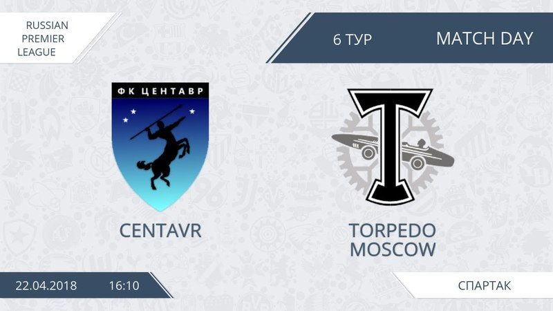 AFL18. Russia. Premier League. Day 6. Centavr - Torpedo Moscow.