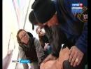 Манекен живи В Иркутске спасатели учили всех желающих правильно вести себя в ЧС