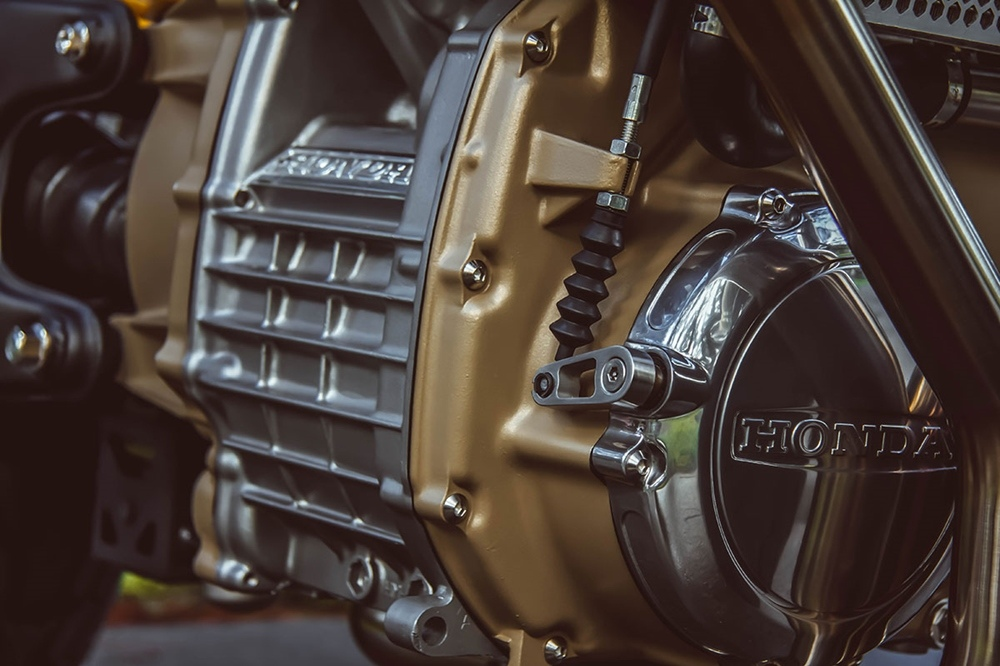 Гарт Аллисон: кафе рейсер Honda CX500
