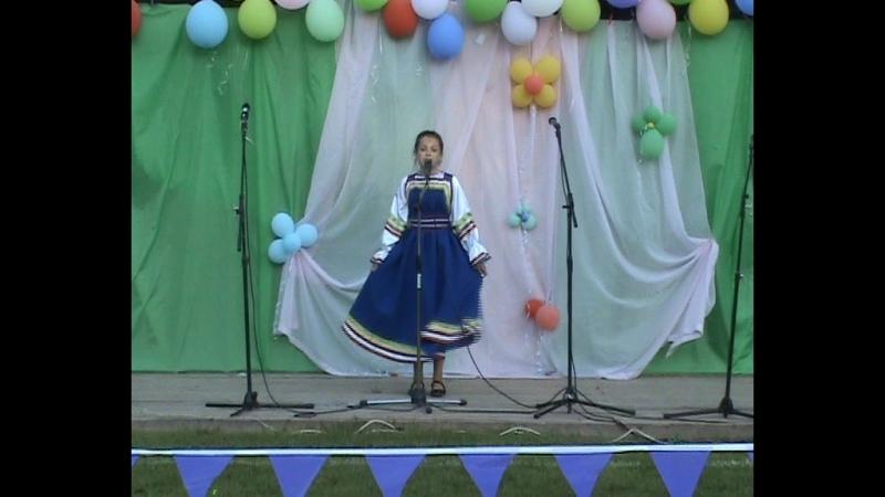 День деревни Клементьево Выпуск-12 2018год Стадион