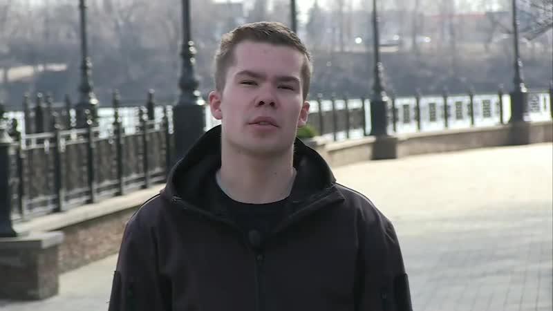 Павел Вербицкий. Кандидат в депутаты Молодежного парламента ДНР