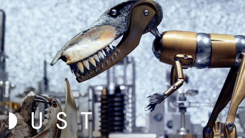Sci-Fi Short Film Fabricated presented by DUST