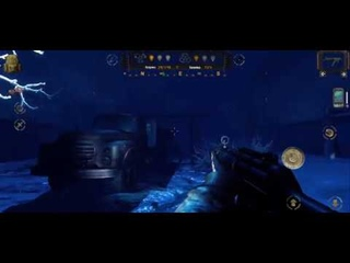 Z.O.N.A Shadow of Lemansk (Night and cold) Beta v 0.84