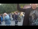 Индира на фестивале Рок яблоко