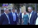 Важные гости Электросталь посетили зампред правительства МО Дмитрий Пестов и министр ЖКХ Евгений Хромушин