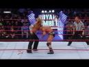 Randy Orton turns Jeff Hardy's Twist of Fate around with an RKO: Royal Rumble 2008