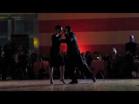 F.Carpino M.Filali Festival Bravo Genova 7-12-2017