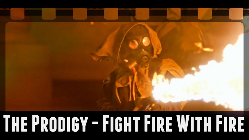 The Prodigy - Fight Fire With Fire (feat.Ho99o9) | The Purge