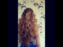 Макияж 💄и причёска 👑на длиные волосы👸