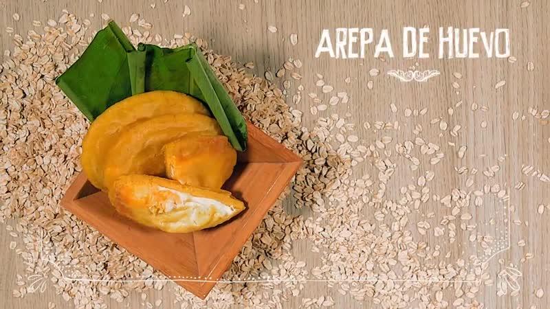 """""""Arepa de huevo"""" Рождественский гастрономический маршрут с AVON и Kitchen magik."""